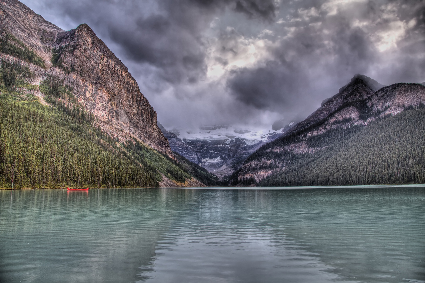 Photograph Lake Louise by Ted Kennedy on 500px