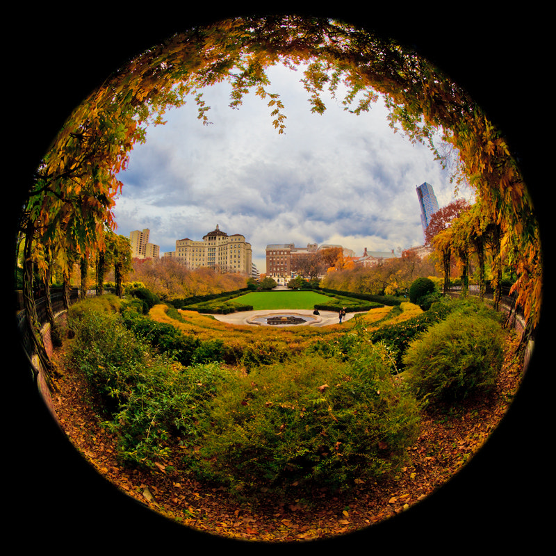 Photograph The Conservatory Gardens by Sam Yee on 500px
