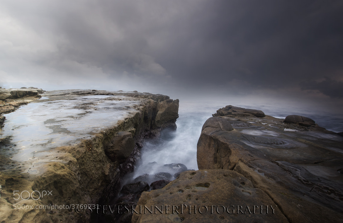 Photograph Approaching Storm - La Jolla by Steve Skinner on 500px