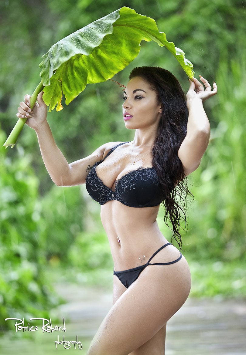 Photograph Tropical Girl by Electric Photo on 500px