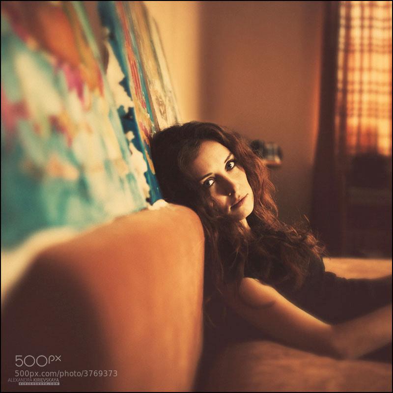 Photograph Мой нарисованный мир by Aleksandra Kirievskaya on 500px