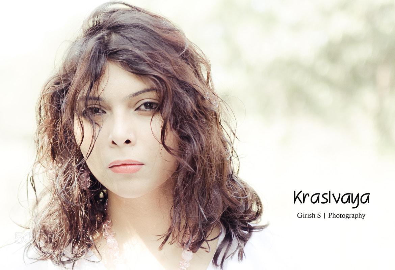 Photograph KrasIvaya - Cover Page by Girish Suryawanshi on 500px