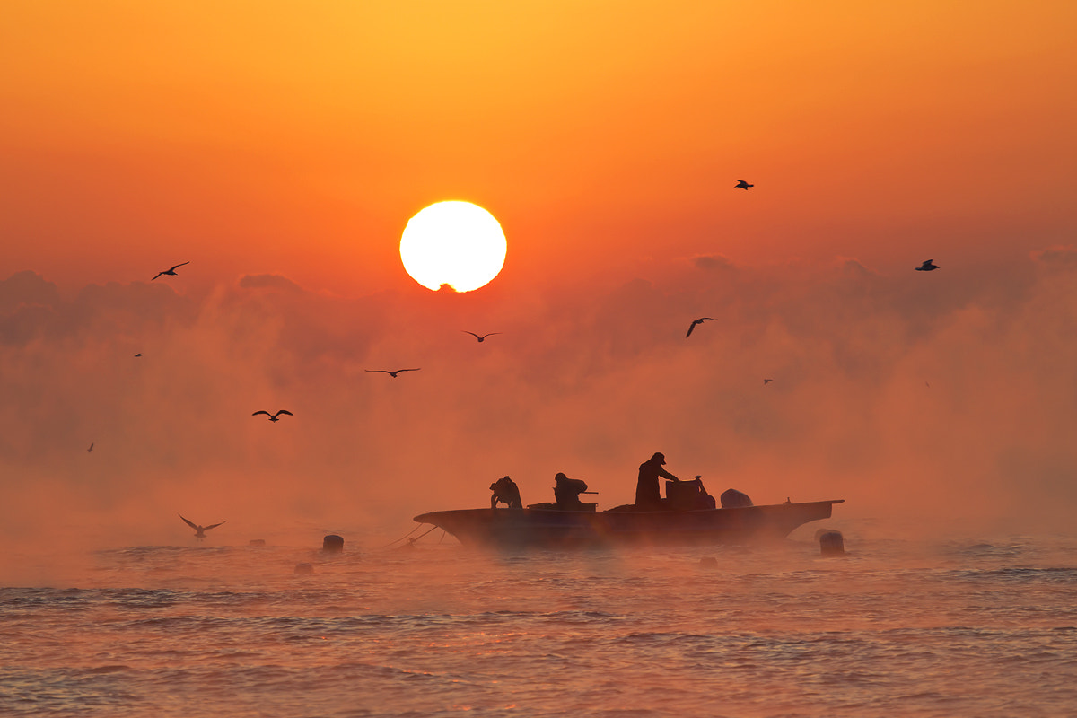 Photograph Fisherman by minseung ahn on 500px