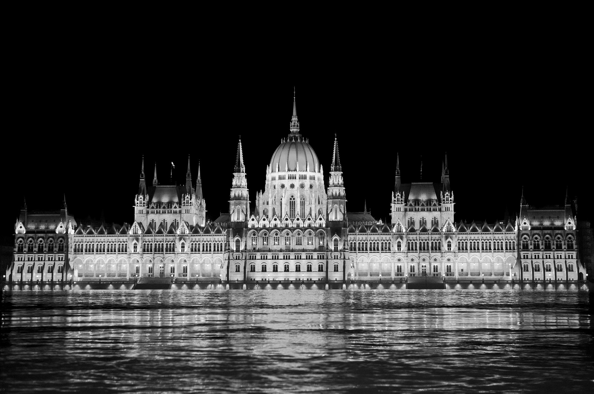 Photograph The Hungarian Parliament by Béla Török on 500px
