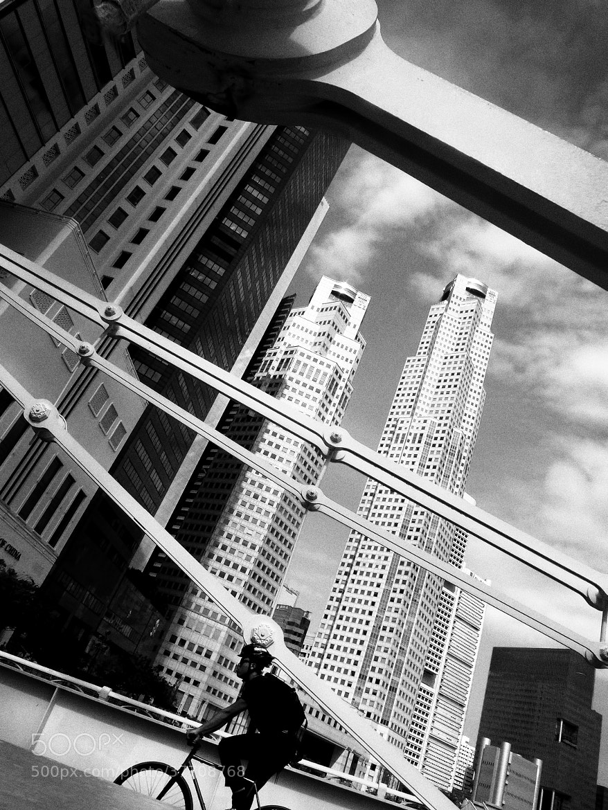 Photograph Concrete and Steel by Henry Wong on 500px