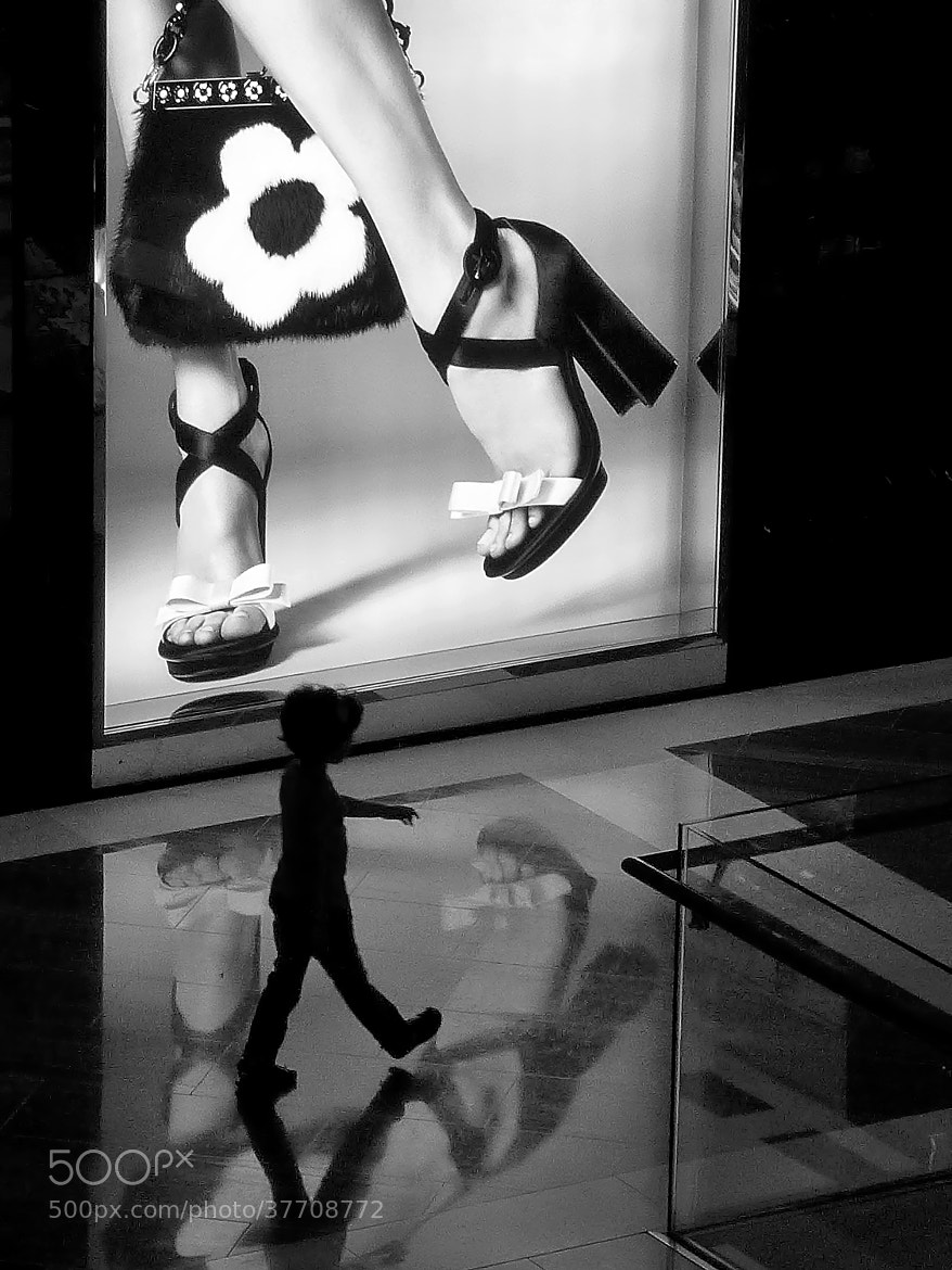 Photograph Walk the Shoes by Henry Wong on 500px