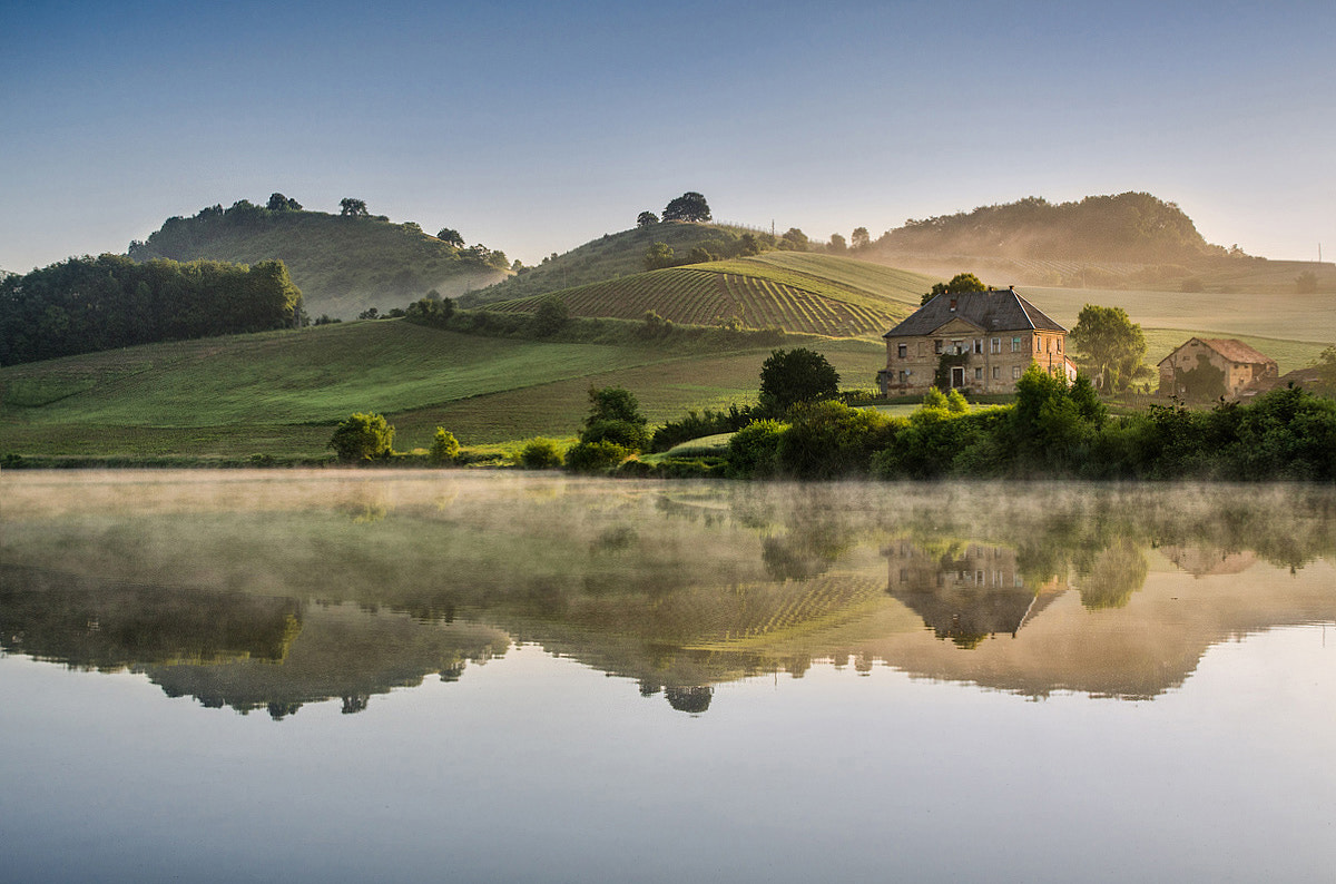 Photograph Morning reflections by Peter Zajfrid on 500px
