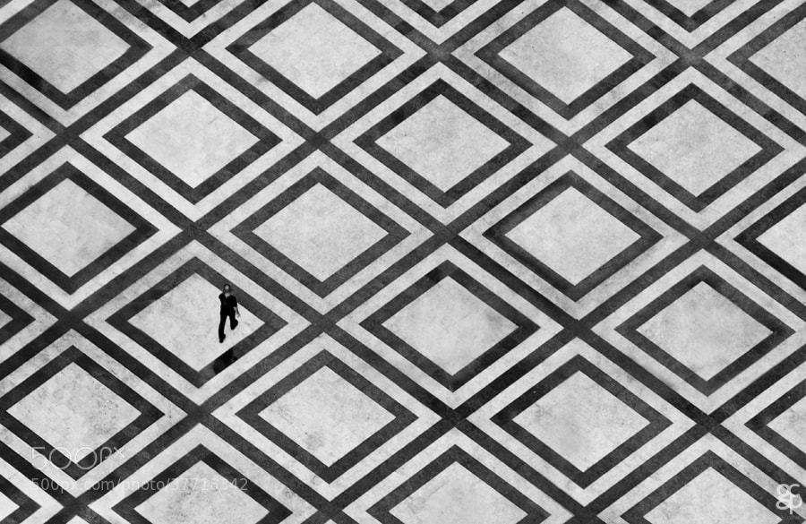 Photograph Straight Line by Guy Cohen on 500px