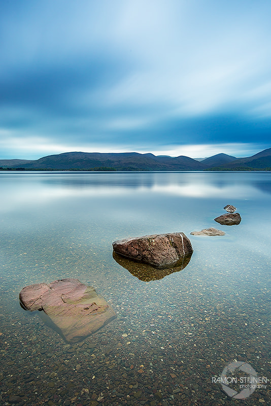 Photograph Loch Lomond Scotland by Ramon Stijnen on 500px