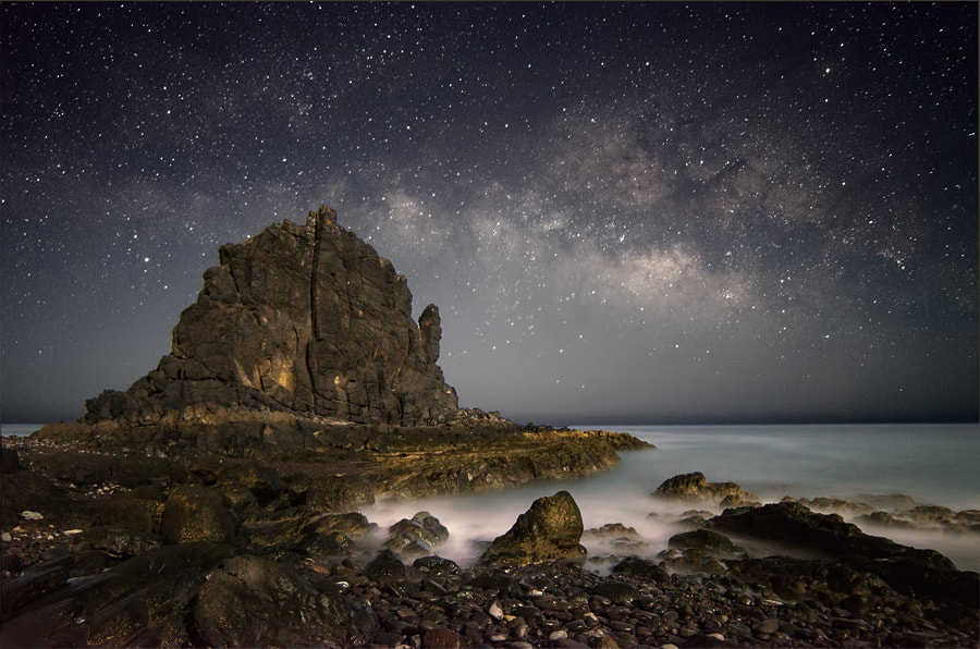 Photograph Playa del roque 2 by Juan Antonio Santana on 500px