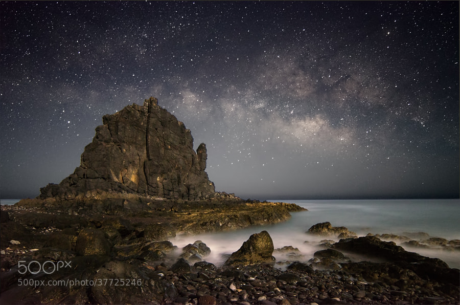 Photograph Playa del roque 2 by Juan Antonio Santana on 500px