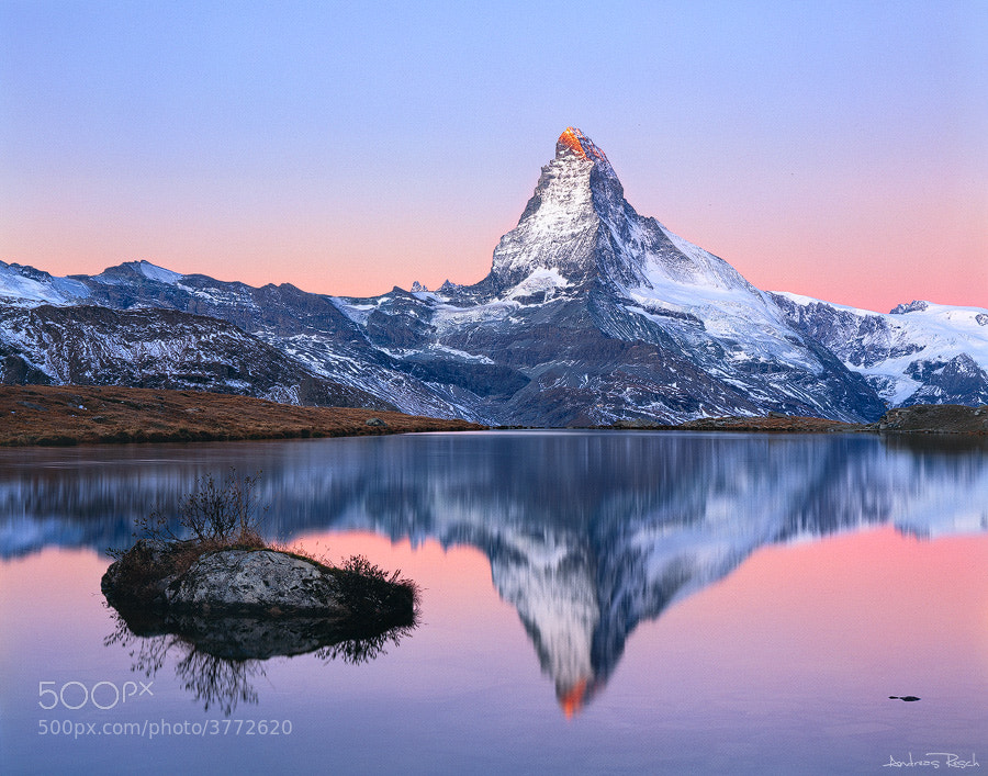 Photograph First Light by Andreas Resch on 500px