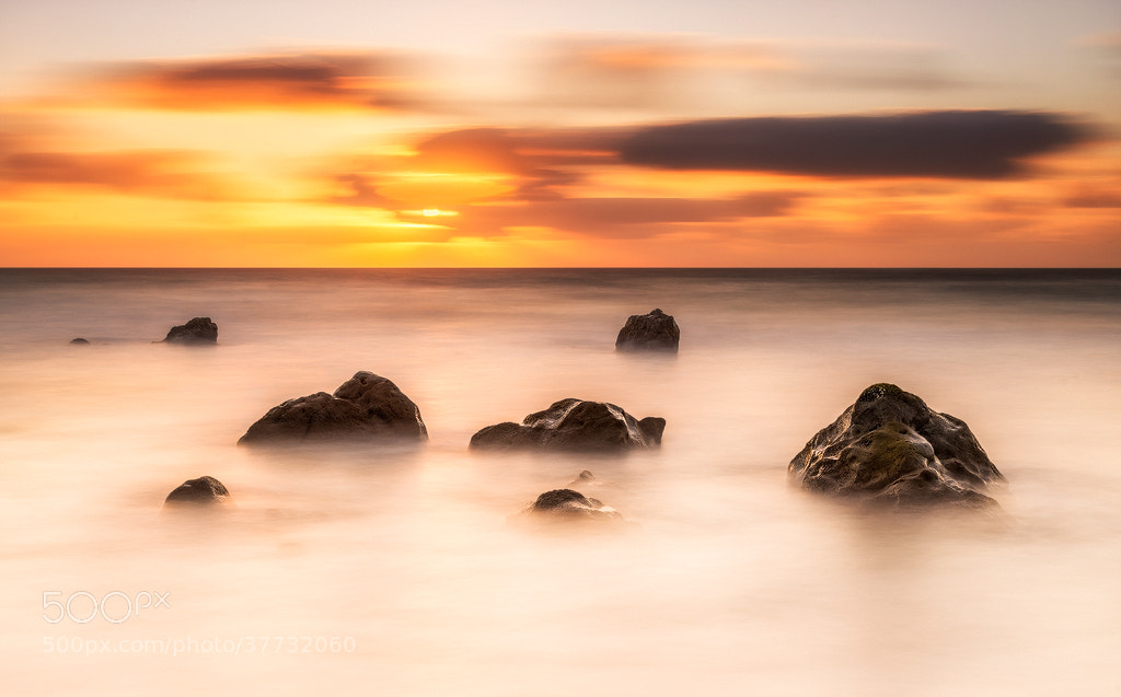 Photograph Warm Sunset by Carlos Solinis Camalich on 500px