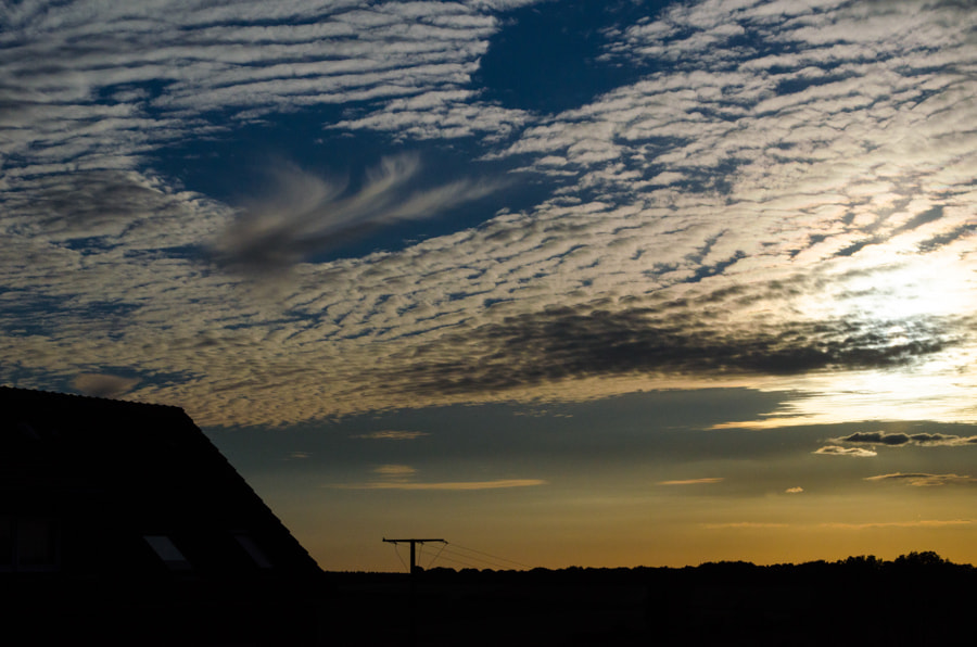 Photograph crazy sky II by Gunter Werner on 500px