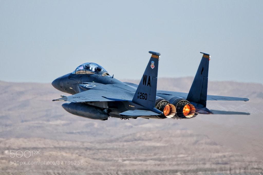 Photograph F-15 by Darek Siusta on 500px