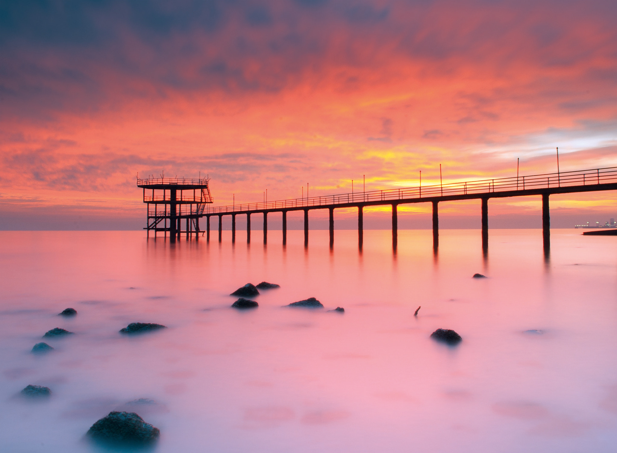 Photograph Early Morning tide by Azy Boy on 500px
