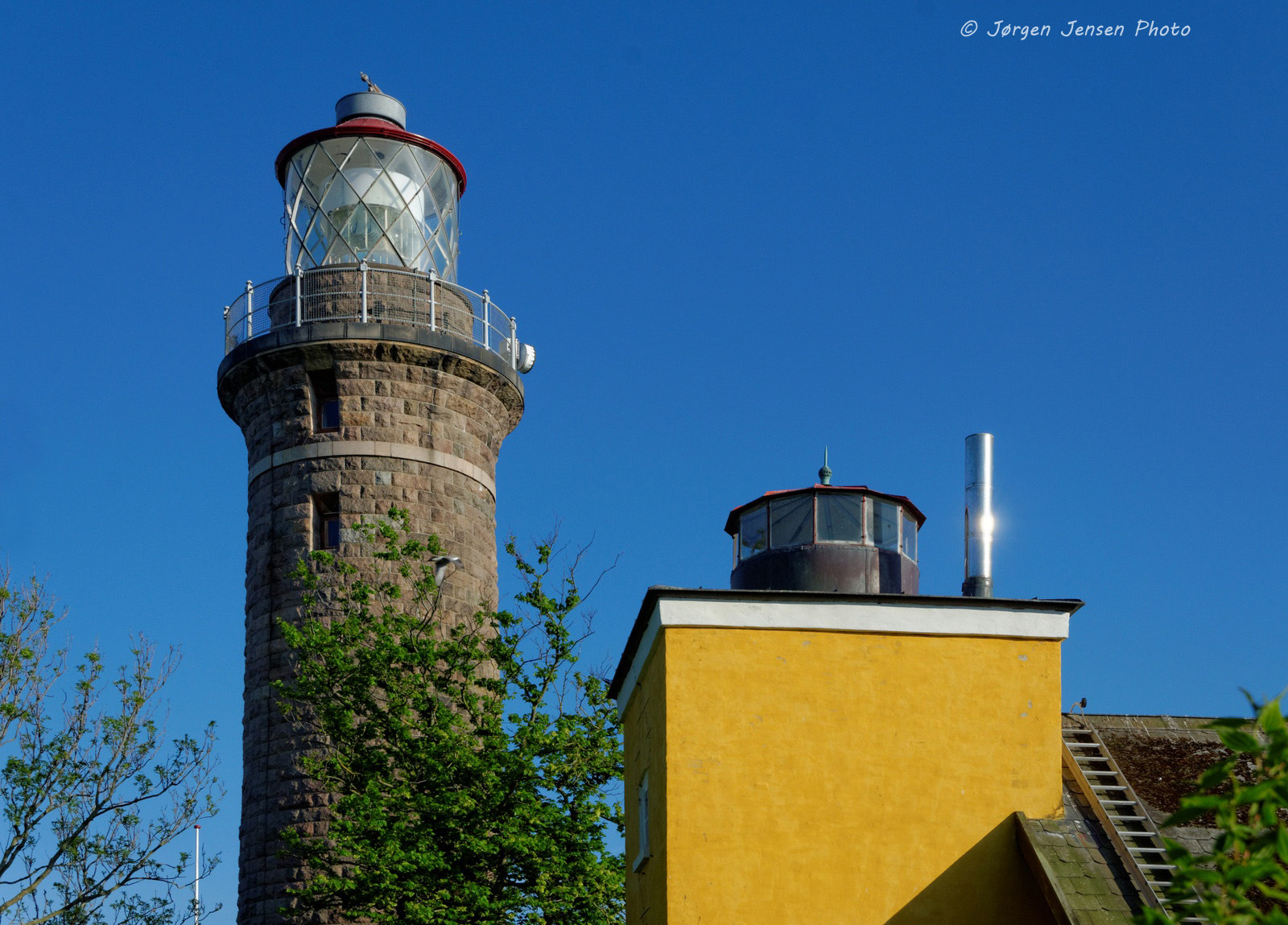 Photograph The old and the new lighthouse by Jørgen Jensen on 500px