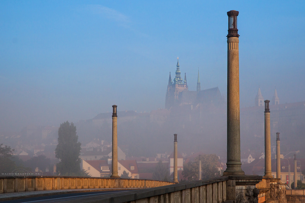 Photograph  Hradčany, Prague by Bastien HAJDUK on 500px