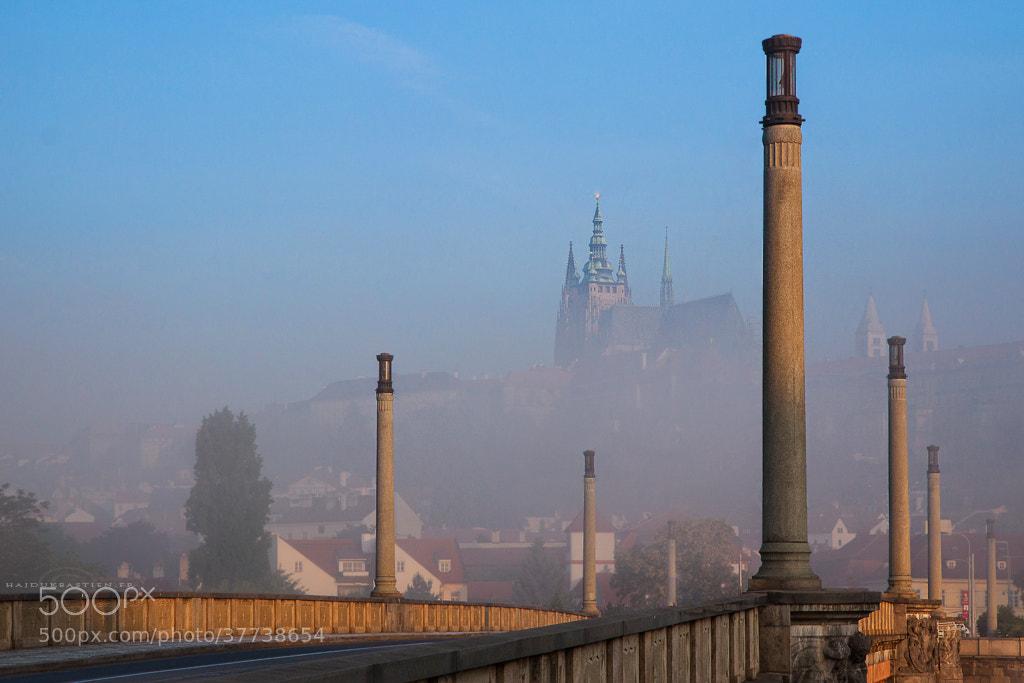 Photograph  Hradčany, Prague by Bastien HAJDUK on 500px