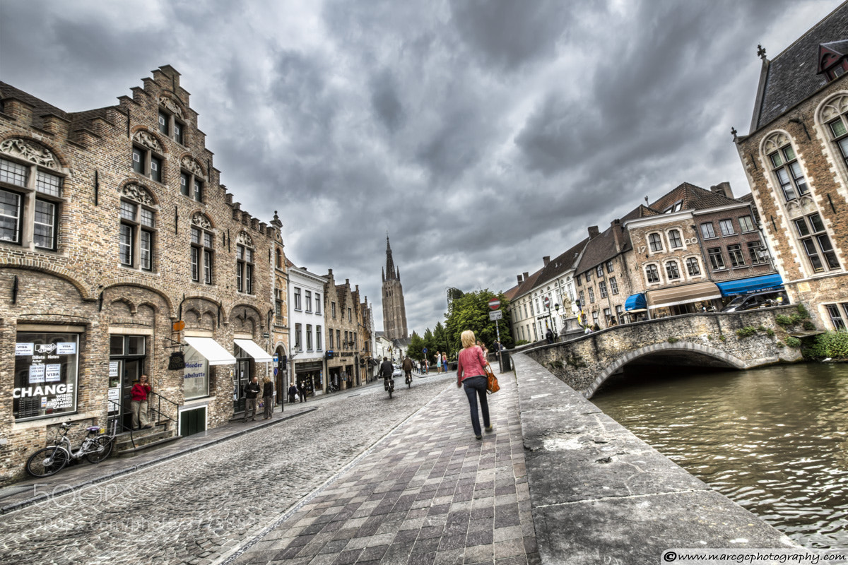Photograph Strolling around Bruges Streets by Marc Garrido on 500px