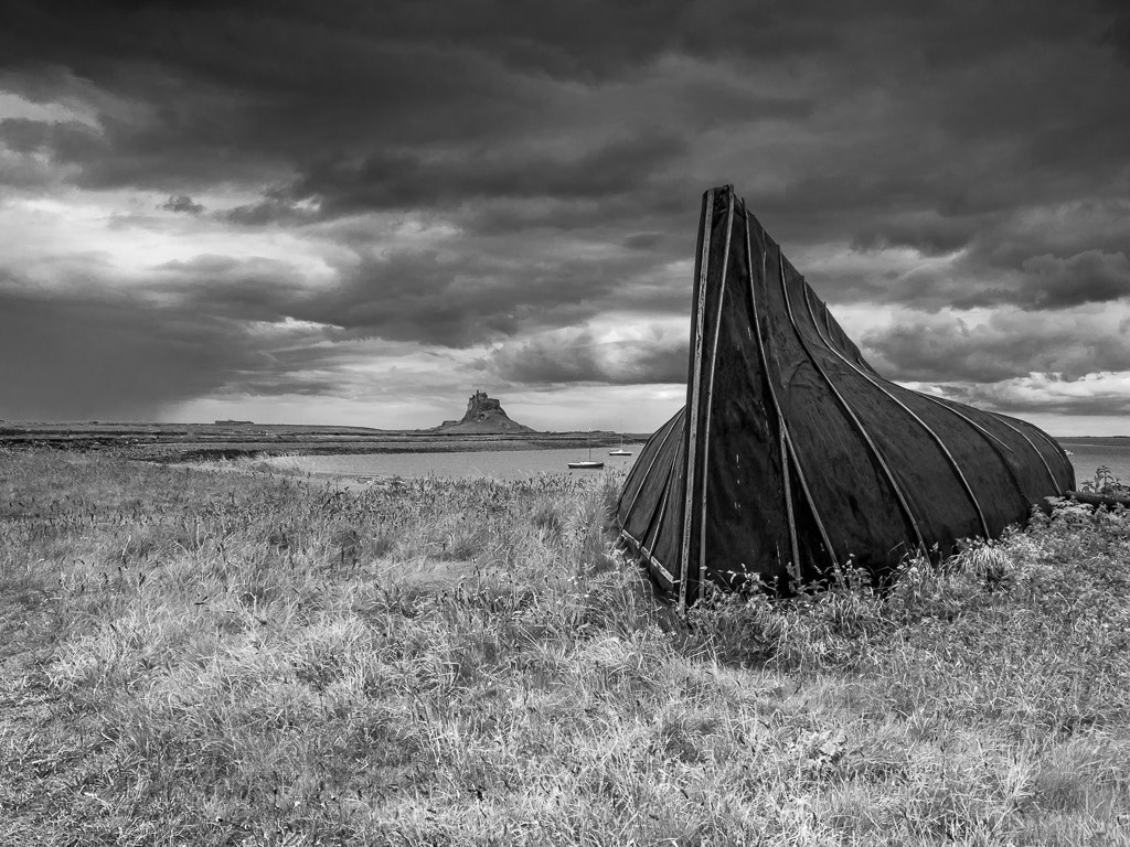 Photograph Lindisfarne shore by Keith Muir on 500px