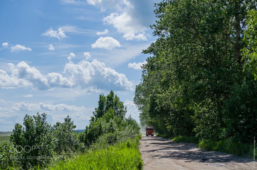 Камаз by Tolik Maltsev on 500px.com