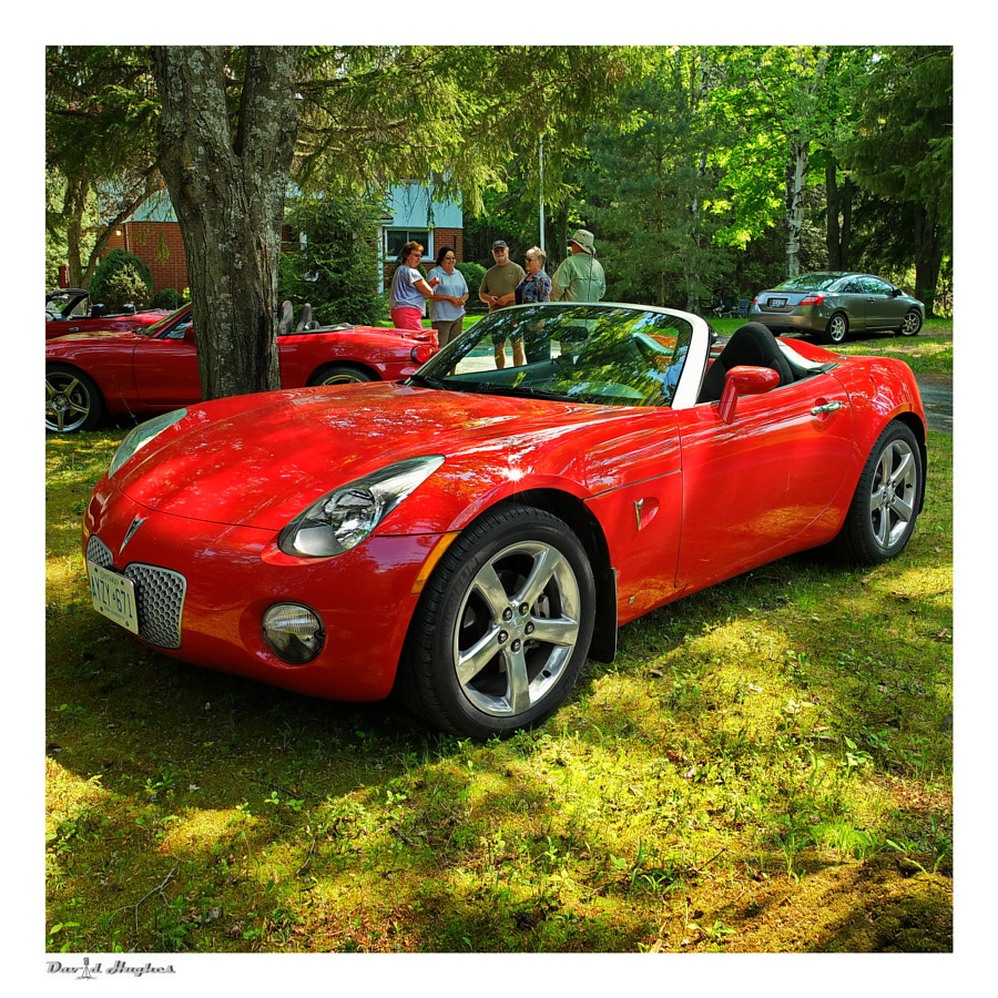 Solstice - Red Car Club Registry
