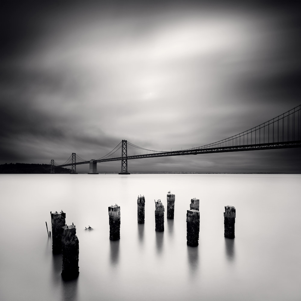 Photograph Bay Bridge - San Francisco,*669 - USA by Ronny Ritschel on 500px