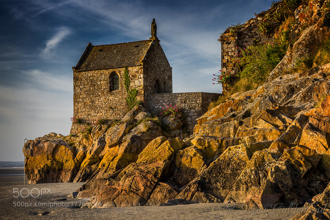 Photograph La chapelle St Aubert by Deen Guldemond on 500px