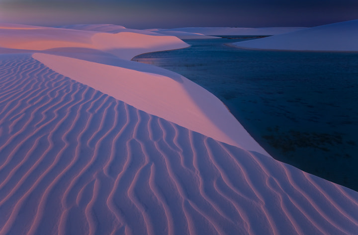 Photograph Pink Sands by Michael Anderson on 500px