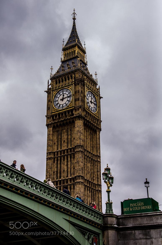 Photograph Big Ben by Ragnar Thorarensen on 500px