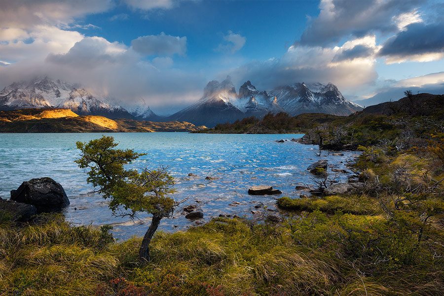 Photograph Stormy Solitude by Hougaard Malan on 500px