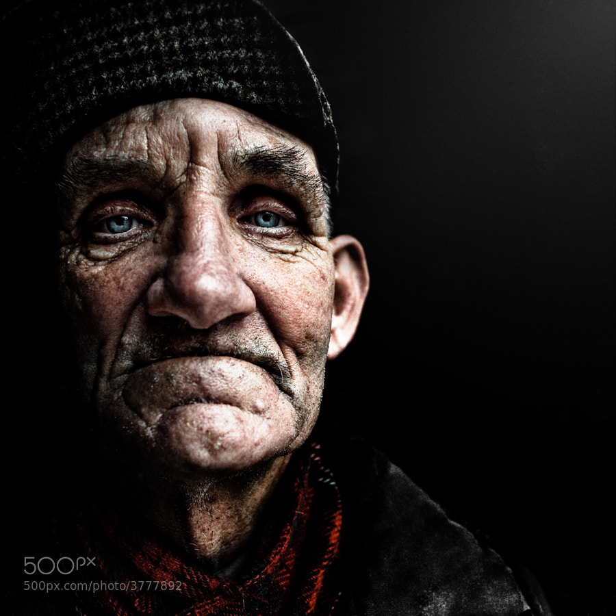 Untitled by Lee Jeffries (LeeJeffries) on 500px.com