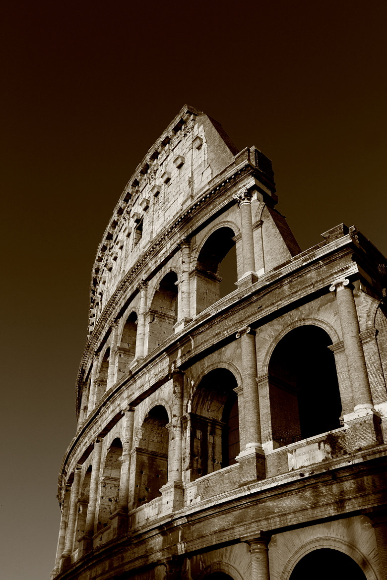 Photograph Colosseum by Vincent Falardeau on 500px