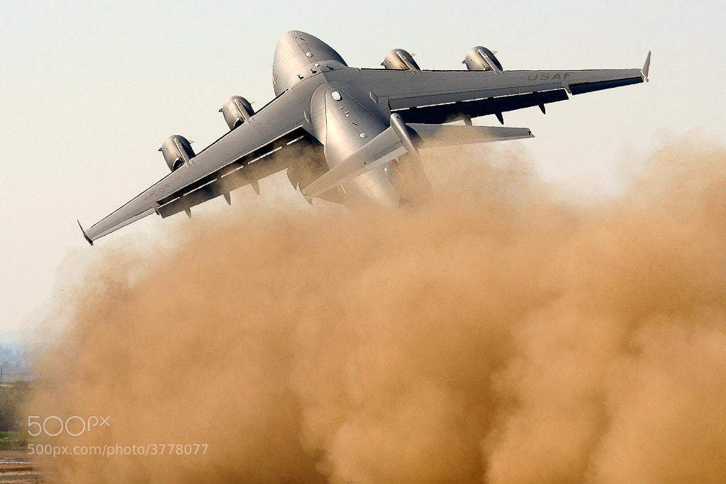 Photograph Dusty Departure by KRIVphotos on 500px