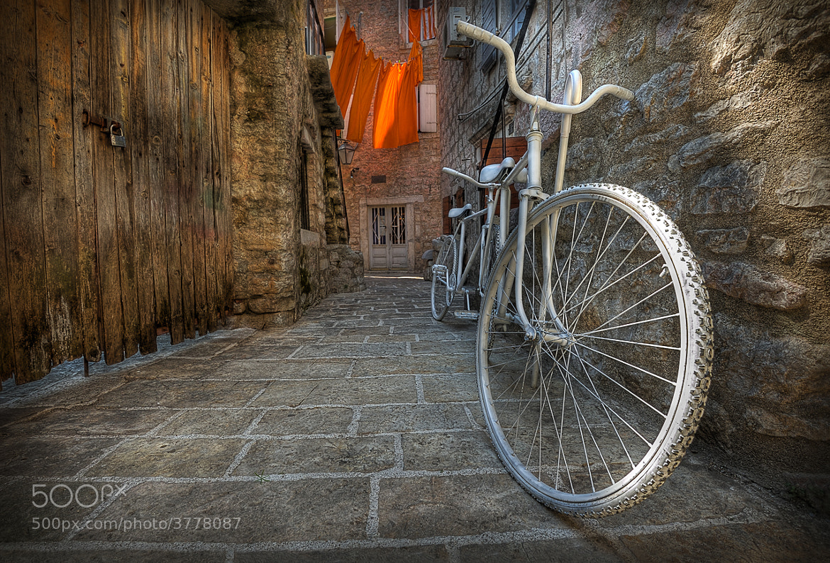 Photograph White bike by Roman Rodionov on 500px