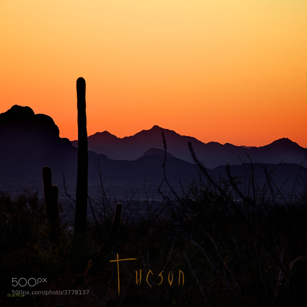Photograph Tucson by Daniel Plumer on 500px