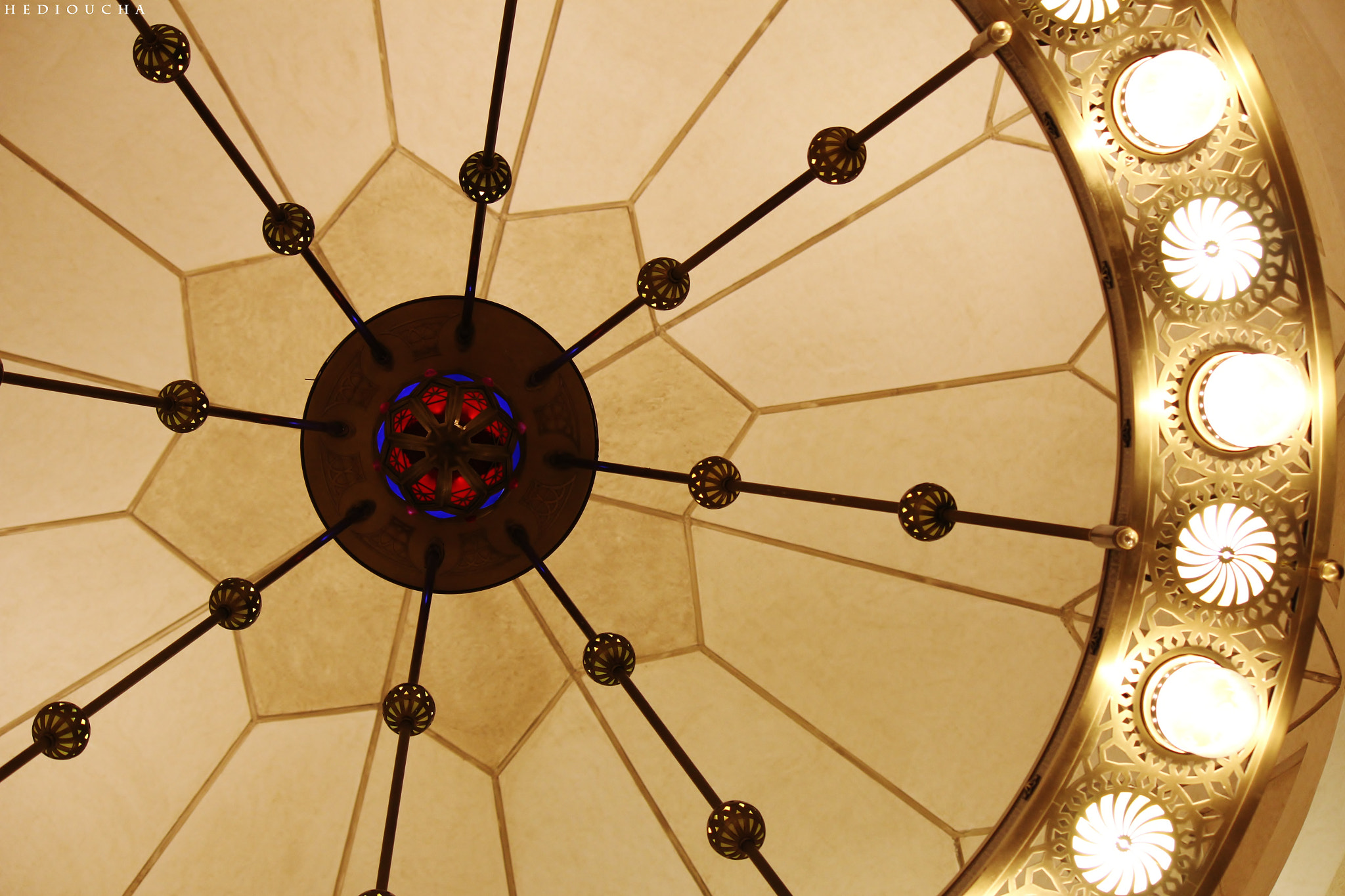 Photograph Plafond Lumineux by Hedia Hedioucha on 500px