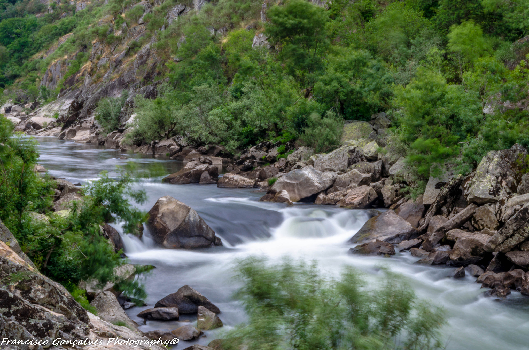 Photograph River Tamega by Francisco Goncalves Photography on 500px