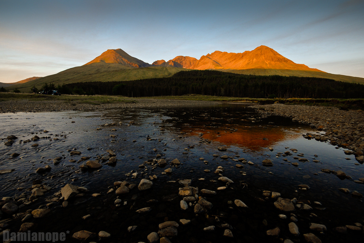 Photograph Cuillin Hills - Glenbrittle by damianope  on 500px