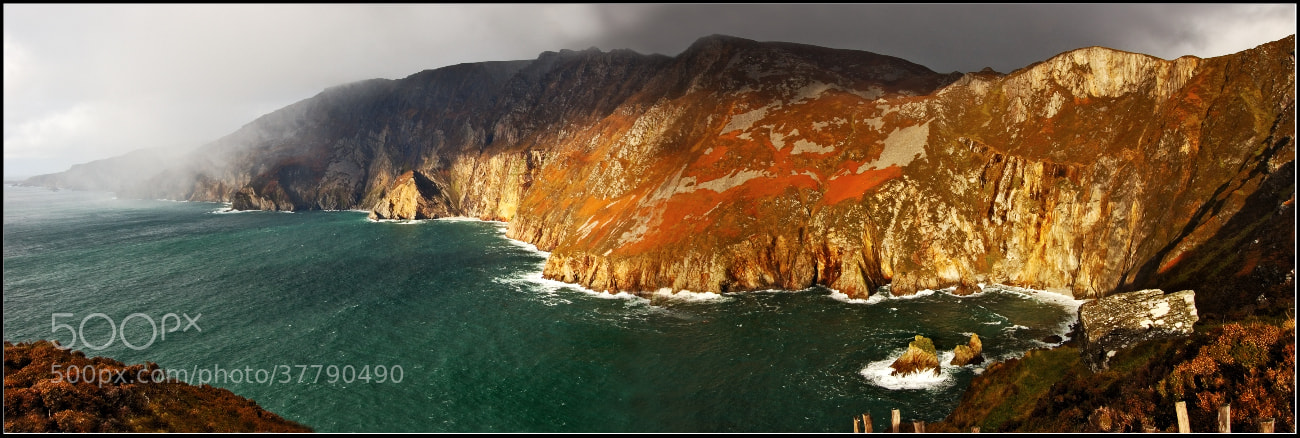 Photograph Slieve League View by Desmond Daly on 500px