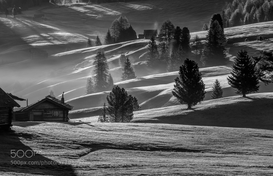 Photograph Shadows and light in the Dolomites. by Hans Kruse on 500px