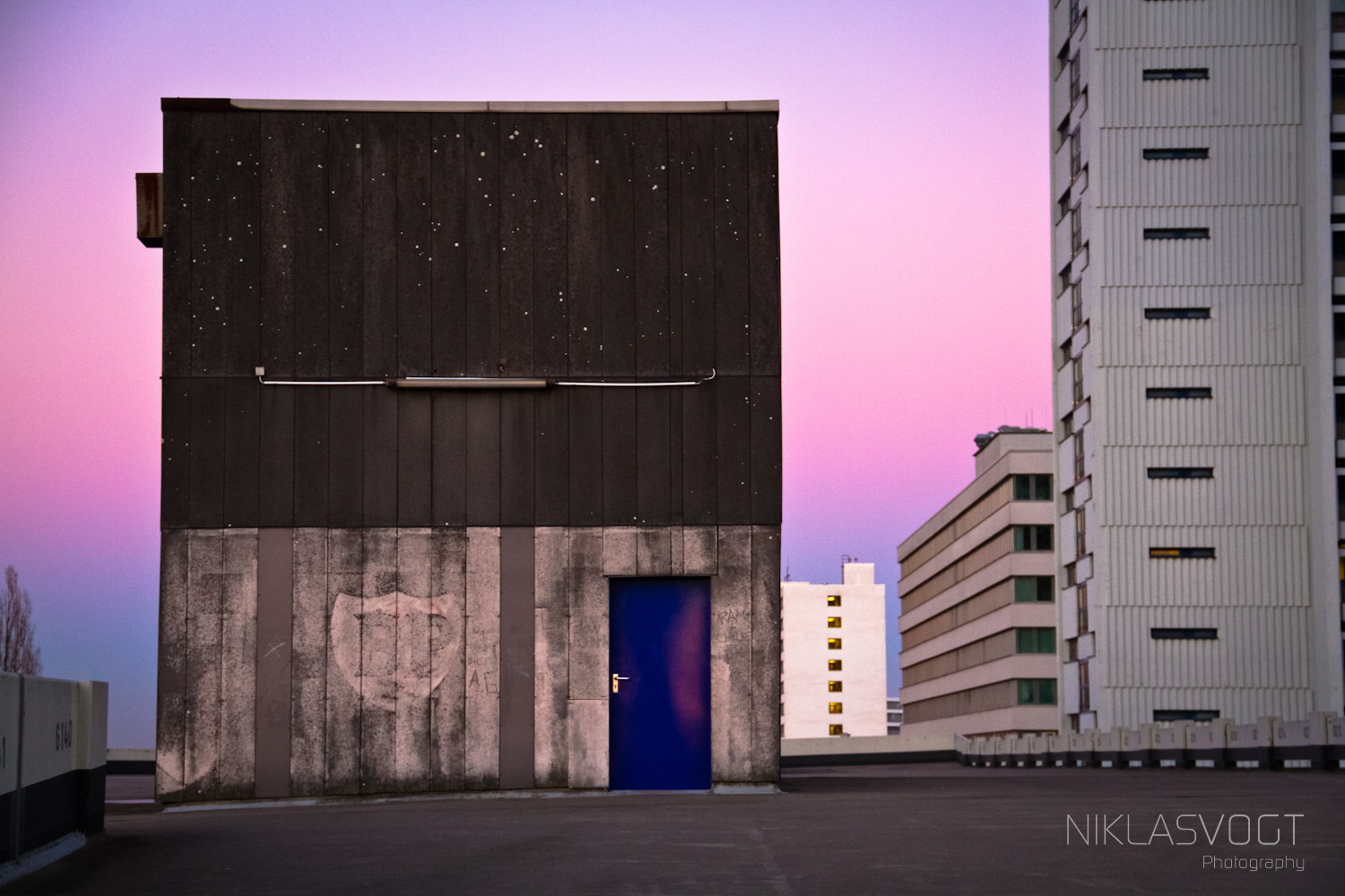 Photograph Blue Door by Niklas Vogt on 500px