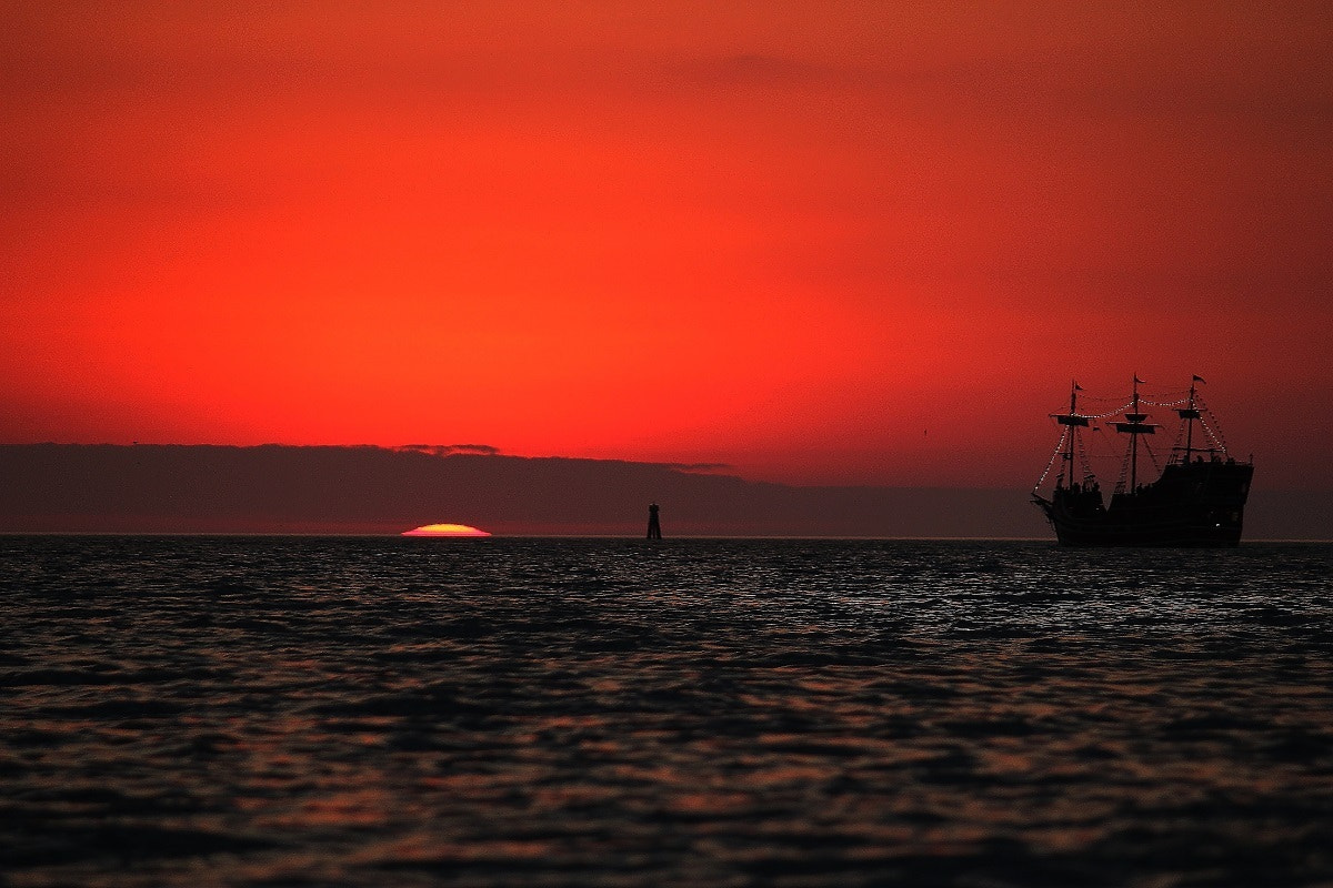 Photograph Sunset by htmian on 500px