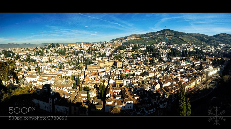 Photograph El Albayzin by Stian Rekdal on 500px