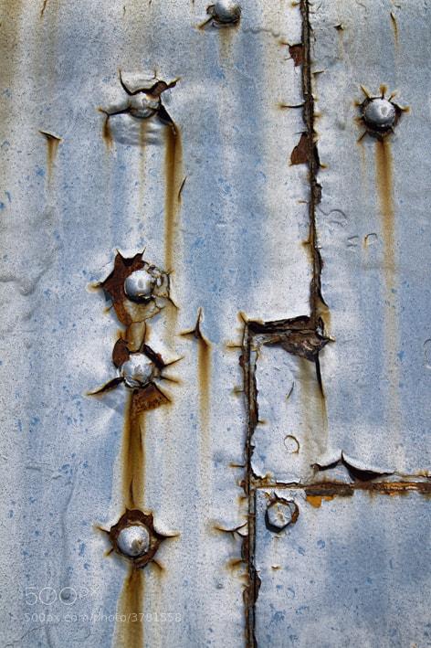 Photograph Railroad textures #11 by John  Drennan on 500px