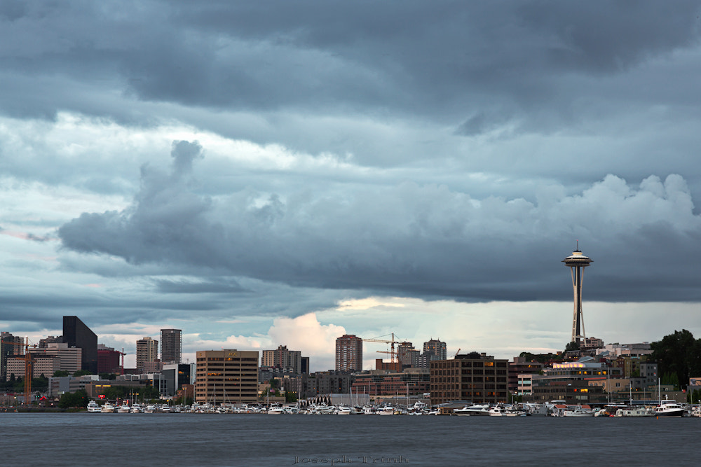 Photograph Space Needle Of Seattle by Joseph Trinh on 500px