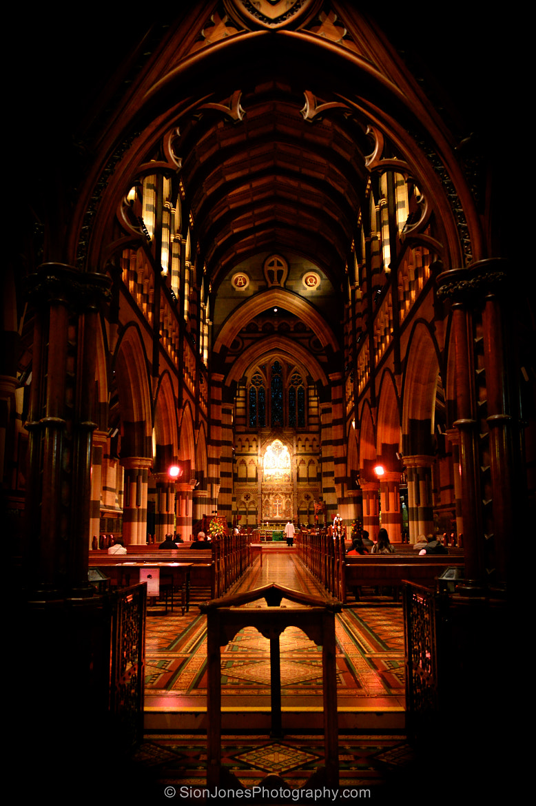 Photograph St Paul's Cathedral Melbourne by Sion Jones on 500px