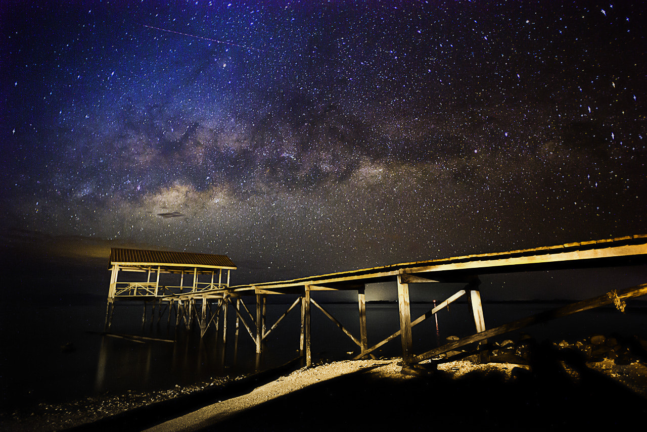 Photograph Jetty by Esmar Abdul on 500px