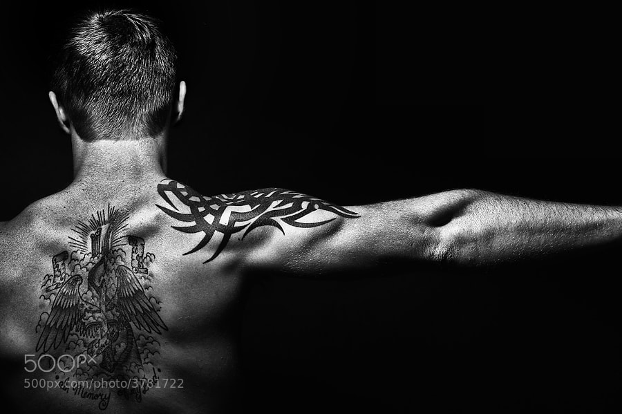 Photograph Jesse's Ink by Scott Kelby on 500px